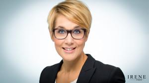 Irene Fast, Make-up, Frankfurt am Main