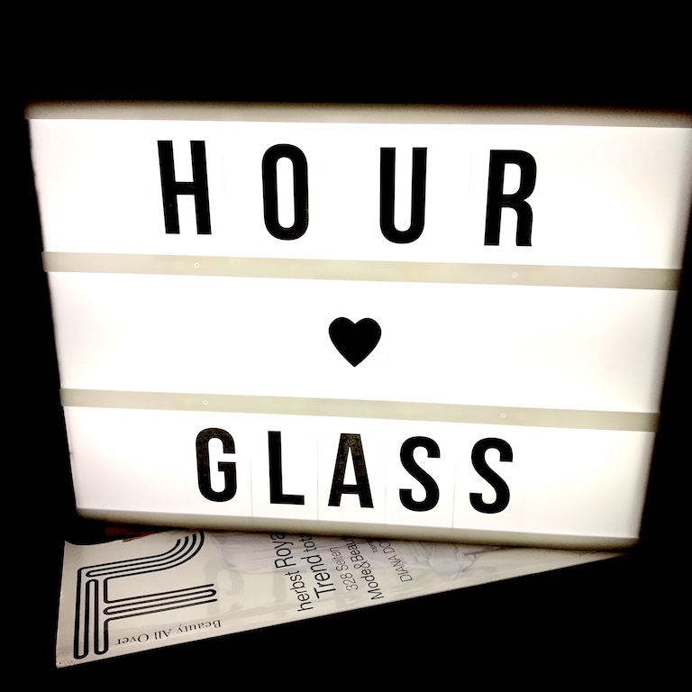 HOURGLASS REVIEW