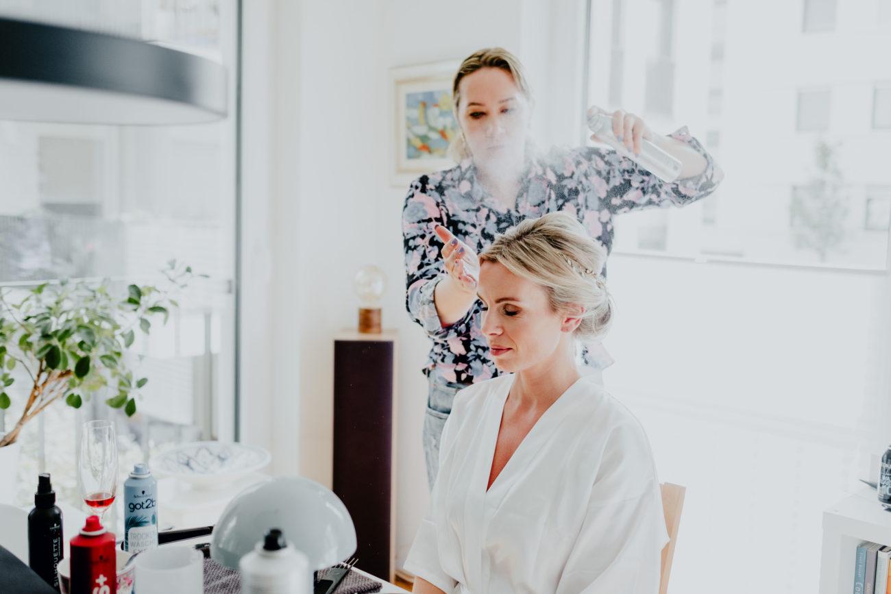 Hair & Make-up Artist Frankfurt